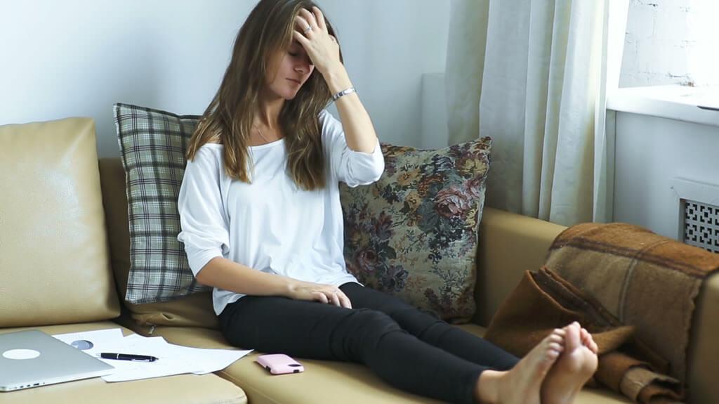 Transpiration provoquee par le stress les symptomes