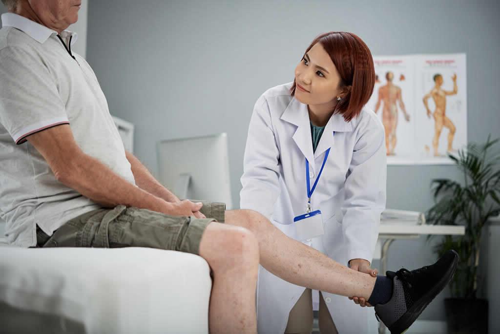 Le syndrome des jambes sans repos SJSR, paresthesie agitante