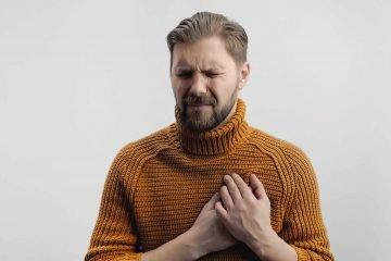 Maladie du cœur et transpiration